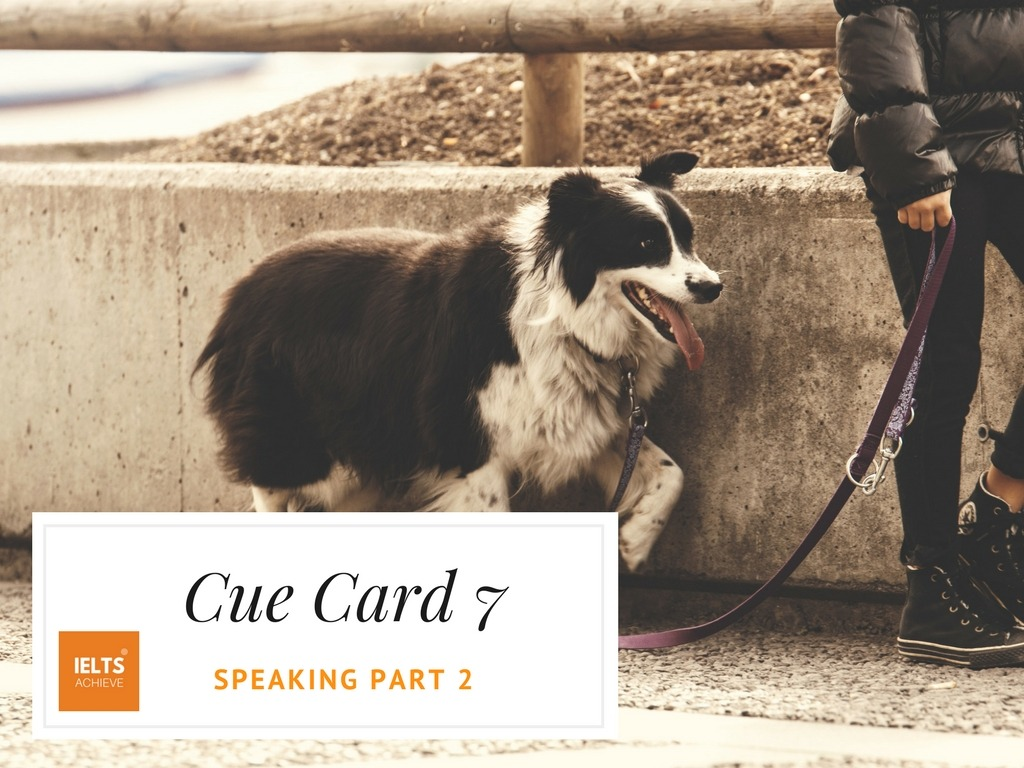 IELTS speaking part 2 cue card an activity you do in your free time