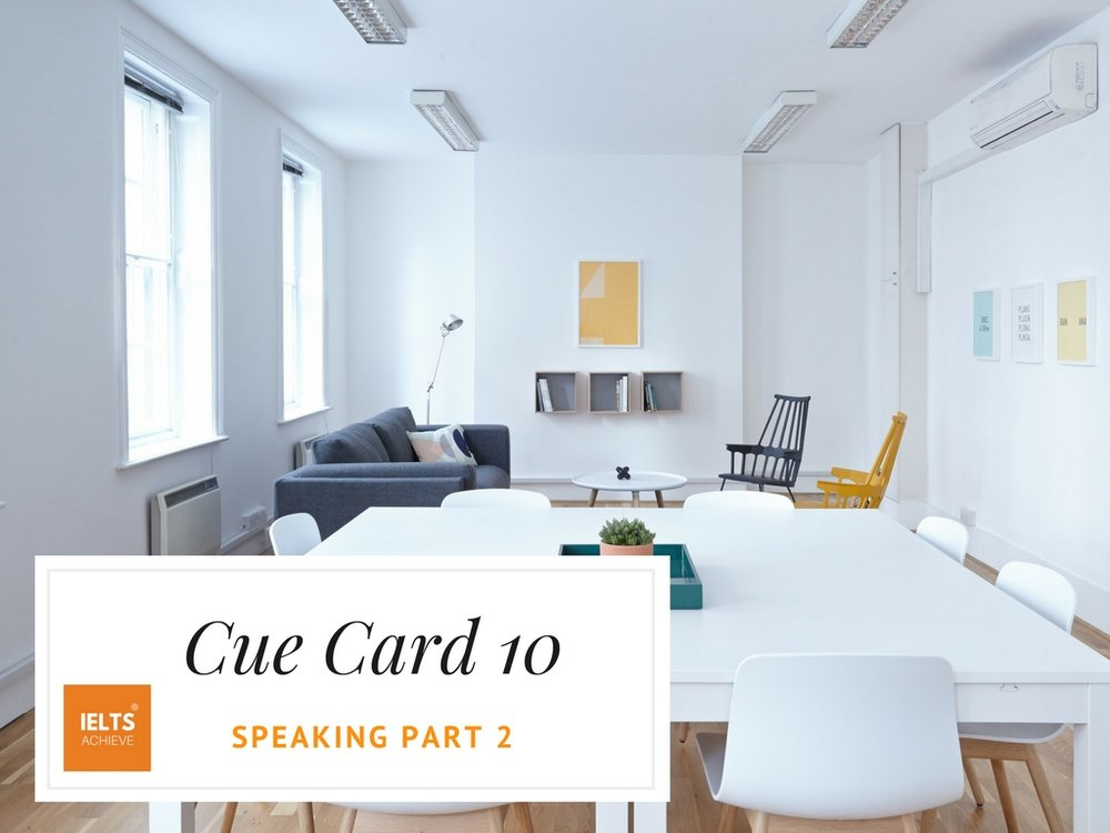 IELTS speaking part 2 cue card describe a small business that you want to start