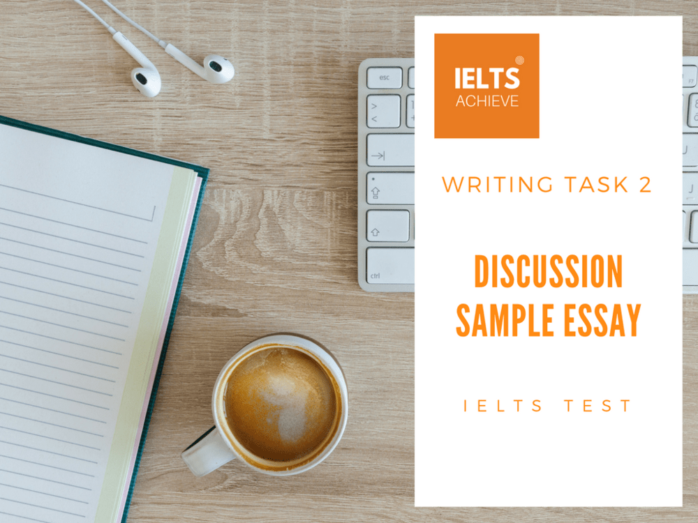 IELTS writing Task 2 essay examples