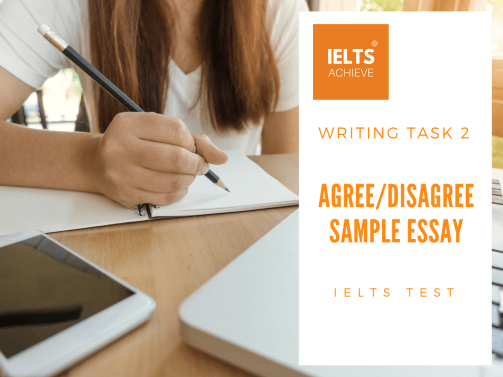 IELTS Writing task 2